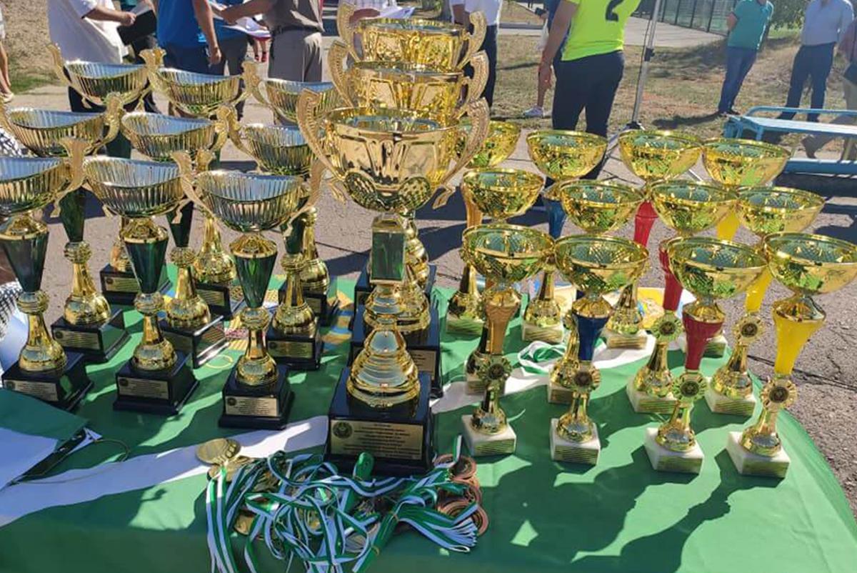 Краще спортивне село Дніпропетровщини 2020