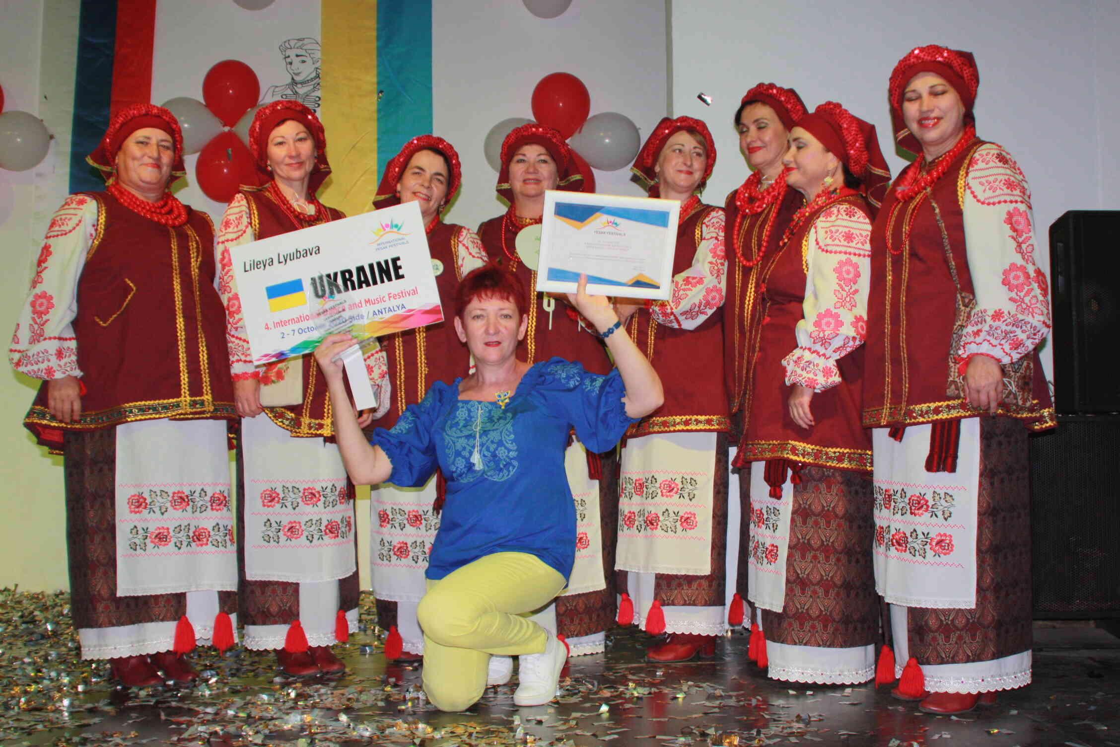 XI Міжнародний фестиваль музики та народного танцю  «ANTALIYA FEST 2020»