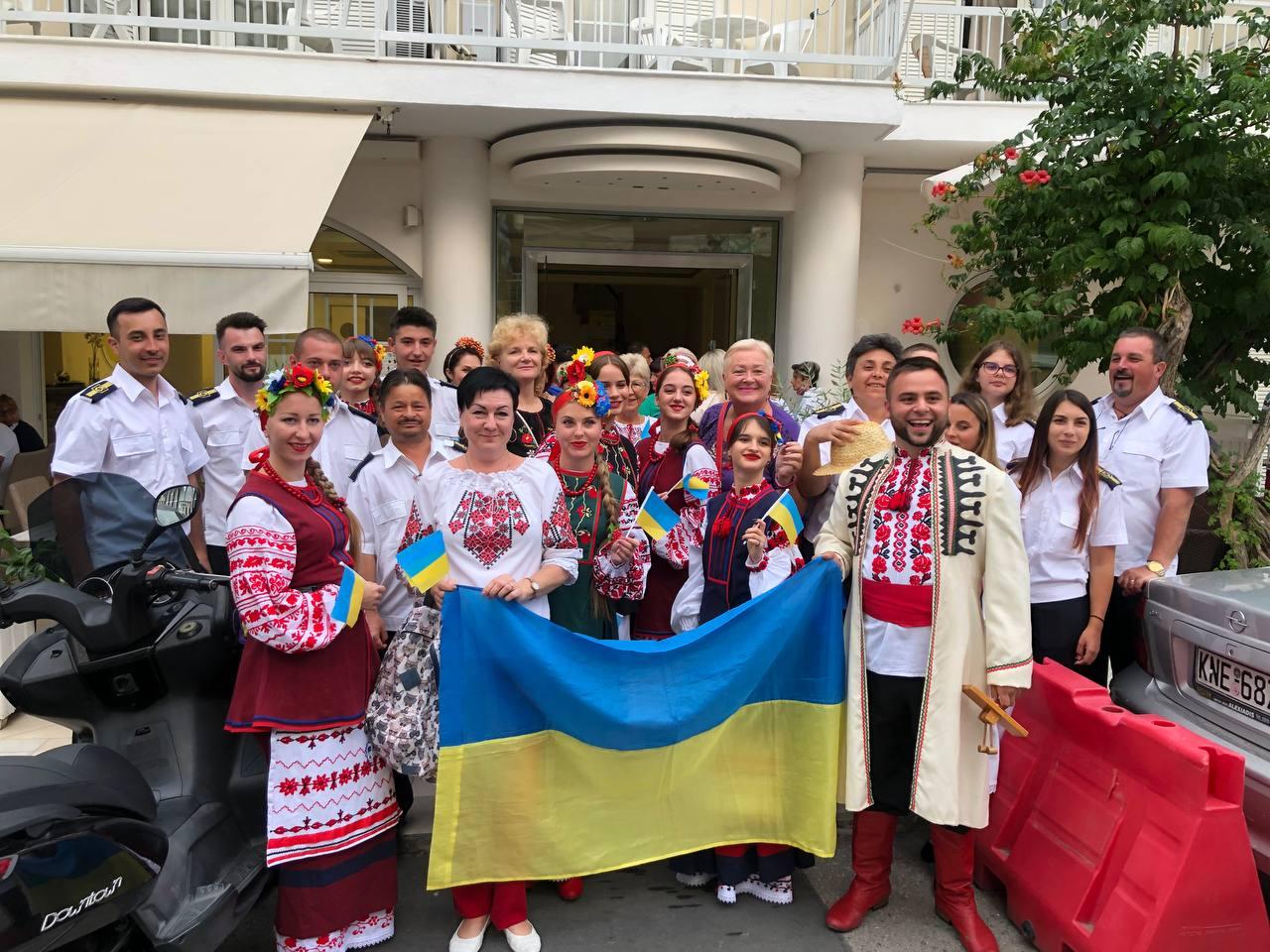 Участь Дніпропетровщини з 05 по 13 вересня 2021 року у двох міжнародних фестивалях :«OHRID FESTIVAL DAYS» ( м.Охрид, Північна Македонія) та «MUSIC, DANCE & SEA» (м.Катерині, Греція).