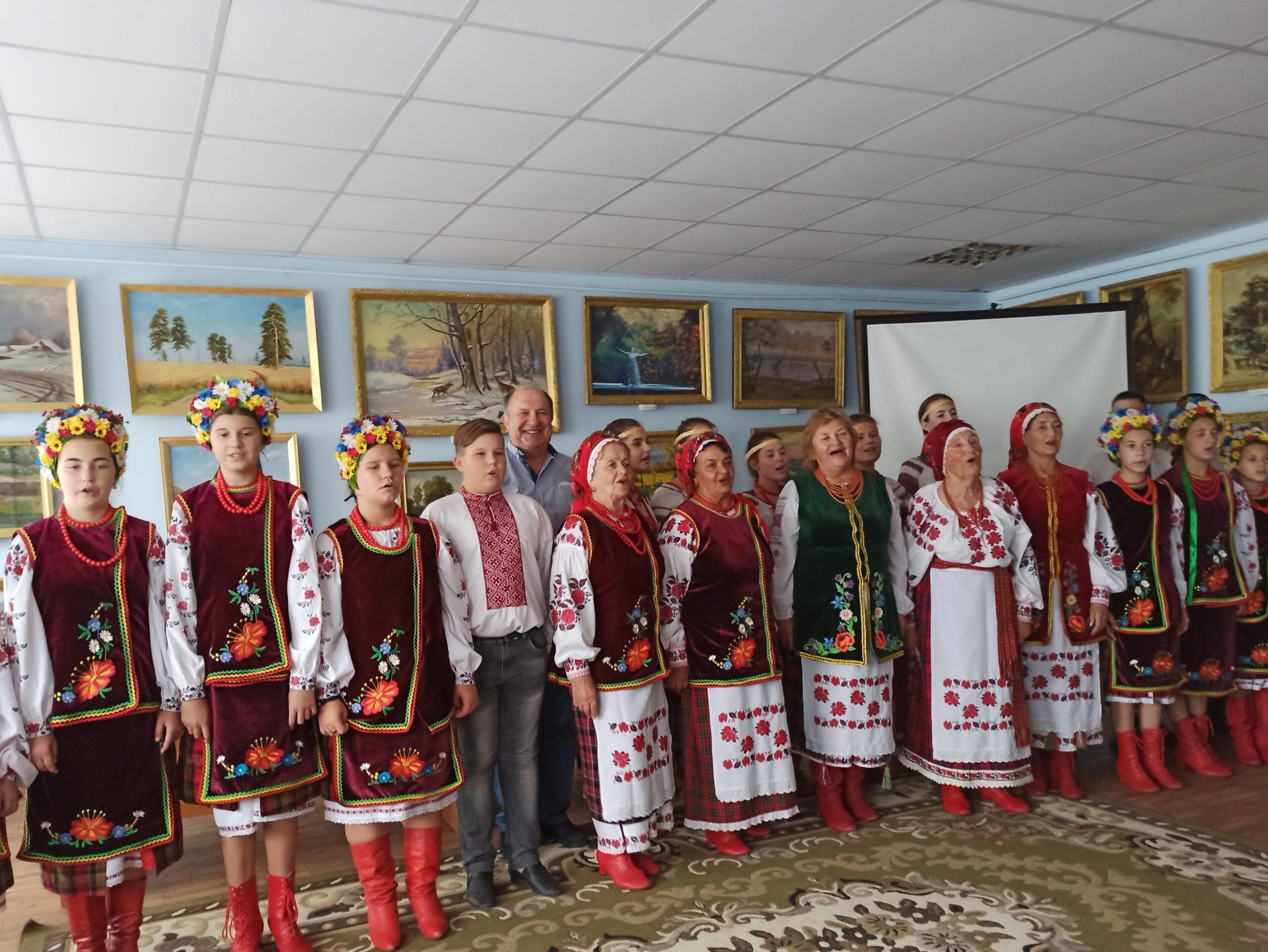 «Довгостроковість традицій:стратегії збереження і популяризації нематеріальної культурної спадщини Дніпропетровщини»